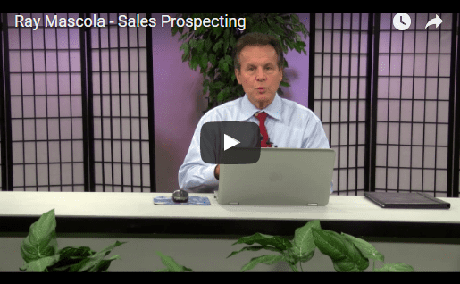 Sales Prospecting Video