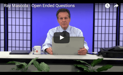 Open-Ended Questions Video